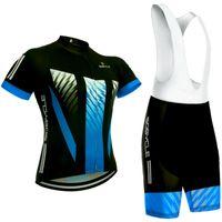 Blue Mountain Sobycle Brand Team Pro Велоспорт Джерси 12D Pad Bike Shorts Набор MTB ROPA Ciclismo Летний велосипед Maillot Носить гоночные наборы