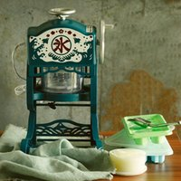 Electric Ice Crusher Household Smoothie Ice Shaver Snow Cone Maker Machine Snowflake Ice Maker