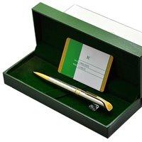 День рождения подарок ручки RLX брендинг шариковая ручка канцтовары офисные школьные принадлежности писать гладкие с коробкой упаковки