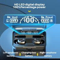G30-1 Echte Dradloze Bluetooth TWS Binaural 스포츠 이어 소음 제거 스테레오 헤드셋 5.0