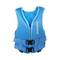 Life Vest & Buoy Surfing Jacket Floating Swimming Aid For Adults Girl Boy Swimsuit Sunscreen Power Landmark