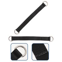 Accessories 2pcs Exercise Fitness Horizontal Bar Hanging Straps Swing Belts