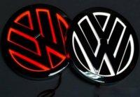 5d led سيارة شعار مصباح ملصقات 110 ملليمتر ل vw جولف ماجوتان scirocco تيغوان cc بورا سيارات شارة المصابيح الرموز مصابيح السيارات الخلفية شعار ضوء qc543