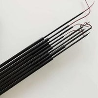 Boat Fishing Rods 8.8mm-11.7mm 5 Pieces Third Section Rod Match Sections Taiwan Full Size Hollow Carbon Accessories Sturdy