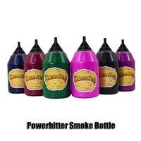 Powerhitter Fumeurs Outils Accessoires Puissance Hitter Party Boules Puff Squeeze Squeez-vous Handal inhalateur spacer bouteille de fumée pour plusieurs personnes