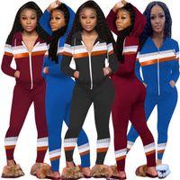 Women Tracsuit Sport Sweater Suit Hoodies + Pants 2 Piece Woman Jogging Suits Track Suit Womens Sweatsuits Sweat Suits Feem Clothes