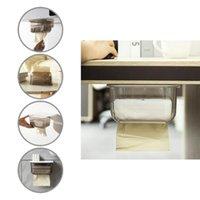 Tissue Boxes & Napkins Convenient Nordic Paper Dispenser Box PET With Lid For Room