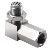 산소 센서 커넥터 촉매 변환기 90 ° 센서 M18x1.5 미니 촉매가있는 소켓