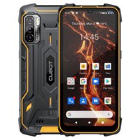 Cubot Kingkong 5 Pro Rugged smartphone met 4GB RAM + 64 GB ROM 8000mAh IP68 / IP69K Waterdichte 48MP Triple Camera Android 11 NFC GLOBAL 4G LTE