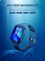 Smartwatch QS16 Pro Smart Umens Geart Geart Face Impermeabile Pieno Touch Screen Bluetooth 5.0 Sport Fitness Tracker