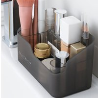 Storage Boxes & Bins Multi-functional Skin Care Products Remote Control Cosmetics Jewelry Box Make Up Organizer Drawer