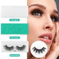 10 Styles 3D Mink Eyelashes Natural Thick Faux Eyelash Handmade Soft Eye Lashes Extension Makeup Tools