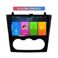 Android CAR DVD-плеер Радио Мультимедиа Стерео с рамкой и проволокой для Nissan Altima 2008-2012