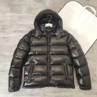 Men's designer down jackets winter pure cotton women's jacket parka coat fashion outdoor windbreaker couple thick warm Coats high