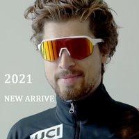 2021 S2 S3 Велоспорт Солнцезащитные очки Peter Sagan Спорт Велосипед Очки УВ400 Велосипед Очки 3LENS Аксессуары