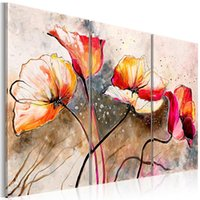 PACINETTI ACQUOLOR PAPIVI PAPIVI GULDI BY THE Vento Tela Canvas Painting Art Frame Abstract Botainical Wall Picture decorative Pronto per l'hang Stampa