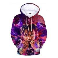 Designer Hoodie 2021 RIP 999 сок WRLD 3D 999 толстовка хип-хоп мужские женские пуловер с капюшоном Fashin Harajuku негабарит
