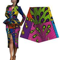 Africa Prints Batik Patchwork 100% хлопок Real Wax Ткань для партии Платье Африки Анкара Pagne Pageing Материал изготовления ремесел DIY T200810