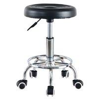 Tabouret de salon ajustable hydraulique Swivel Tatouage Chaise de tatouage SPA Massage Sea Shipping