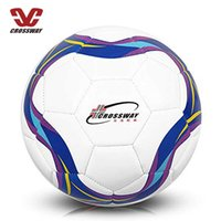 Soccer Ball Traditional PU FootBall Size 5 Leather Precise Machine-sewn Shell Craft Youth and Adult Outdoor Training Game with Carry Bag