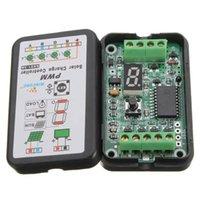 3A 6 فولت 12 فولت pwm لوحة للطاقة الشمسية ضوء تحكم البطارية شحن منظم ذكي