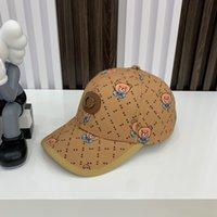 2021 مصممي الفمهات دلو قبعة الرجال والنساء قبعة بيسبول جودة عالية أزياء الصيف الشمس التظليل في الهواء الطلق السفر قابل للتعديل