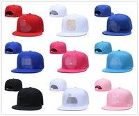 Hazır stok yaz snapback şapka tüm takımlar beyzbol futbol basketbol şapkaları hip hop snapbackler kapak ayarlanabilir monte spor kapaklar