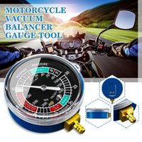 Motorcycle Carburetor Fuel Vacuum Gauge Carb Balancer Synchronizer Tool
