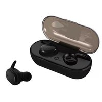 Y30 TWS bluetooth 5.0 earphones Mini Wireless Earbuds Touch Control Sport in Ear Stereo Cordless Headset for cellphones