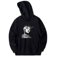 Певица Lil Peep Street Trend Free Flece с капюшоном мужской свитер
