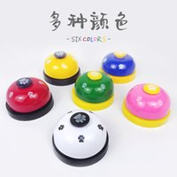 Pet ring order Bell dog cat trainer interactive puzzle toy call meal claw seal bell NEWSU5B