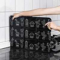 Utensili da cucina in olio stufa creativo utensili da cucina Cooking Isolamento termico Splash e Deflettore a prova di scossa Elevata temperatura GWD9846