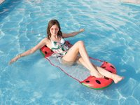 Water Hammock Recliner Inflatable Floater Swimming Mattress Summer Outdoor Pool Party Toys Lounge Bed Garden Furniture Camp