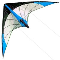 في الهواء الطلق متعة الرياضة Kitesurf جديد 180 سنتيمتر خط ثنائي الخط الطائرات الورقية بالجملة لون عشوائي parafoil جيدة تحلق المبتدئ