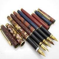 Oude voorraad zeldzame vintage held 50 vulpen fijne nib 1997s soepele schrijven briefpapier studenten dagelijkse collectie 1 stks pennen