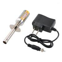 Для HSP 80101 Комплект стартера HSP 80101 аккумуляторная свеча зажигания зажигания зажигания SC1800MAH зарядное устройство EU Plug для RC Cars Nitro Truck AI1