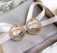 Boucles d'oreilles de designer bijoux goujon rose boucle d'oreille boucle d'oreille amour bracelet A8