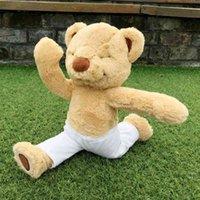 Teddy Bear Toy Plush Doll Yoga bear doll plush toy