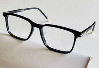 5607 rectángulo anteojos marco gafas marcos lentes claros 55mm hombres moda gafas de sol UV400 proteoton gafas con caja