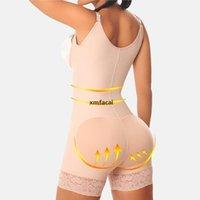 JH Fajas Colombianas Latex Body Shaper Reductoras Levanta Cola Post Parto Girle minceur Bulifter corset de dessous.