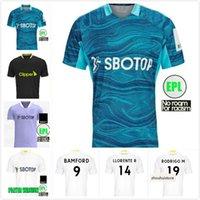 2021 2022 Leeds Soccer Jerseys Utd Costa Alioski Bamford Hernandez 21 22 Klich Rodrigo M Phillips Harrison T Roberts Cooper Pondeva