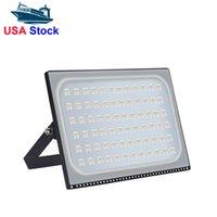 Estados Unidos da iluminação exterior dos EUA LED 10W 20W 30W 50W 100W 150W 200W 300W 500W IP65 IP65 apropriado para o armazém, a garagem, a oficina da fábrica, jardim