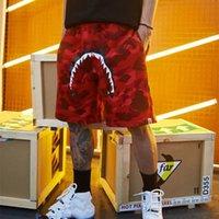 Shorts juveniles de moda deportes deportes pantalones casuales tendencia de los hombres sueltos versátiles verano delgado penta