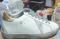 2021 الاحذية الإيطالية عارضة G33MS590SNeakers سوبر ستار الترتر الكلاسيكية بيضاء مصمم الأحذية القذرة الرجال والنساء عارضة # الأحذية # مربع الأصلي 2.4