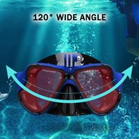 Diving Masks Dry Snorkel Mask Set Snorkeling Gear Foldable Goggles Anti Fog Tempered Glass For Swimming Scuba