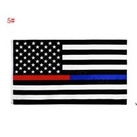 90 * 150см США Striped флаги Rainbow LGBT Gadsden Bleueline США флаг американский флаг с латунными втулками 3 * 5 футов HWE6956