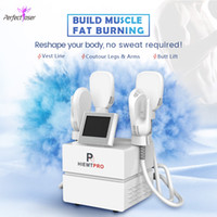 Portable HIEMT slimming PRO non-invasive aesthetics ems build muscle burn fat hi emt machine SPA use
