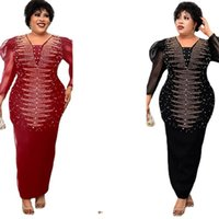 Ethnic Clothing 2021 Africa African Dresses For Women Muslim Long Dress Maxi Fashion Lady