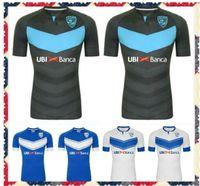 2021 Brescia Calcio Soccer Jerseys Magnani Tonali Donnarumla Aye Maglietta Morosini Balotelli Custom 20 21 Home Blue Football Shirt
