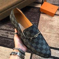 Homens Marca Oxfords Sapatos Estilo Britânico Homens Luxo Genuíno de Couro Negócio Sapatos Formal Sapatos Dos Homens Flats Top Quality Moafers